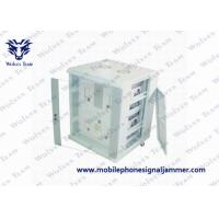 Buy cheap Cube Style 240W Mobile Phone Network Jammer , Cell Phone Jammer Kit Long Working Time from Wholesalers