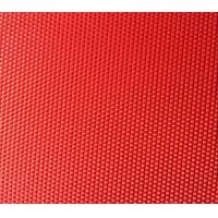 Nylon 420D oxford fabric pu coated for bags, tents