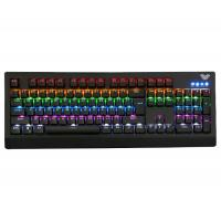 Rainbow RGB Backlit Gaming Keyboard AULA 886 Demon King Ghosts Zone