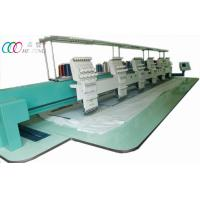 Buy cheap Multi Needle 6 Head Cap / T-shirt Embroidery Machine With Auto Trimmer from Wholesalers