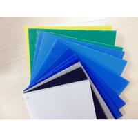 Buy cheap Corrosion Resistant Conductive Corrugated Plastic Sheets For Plastic Boxes from Wholesalers