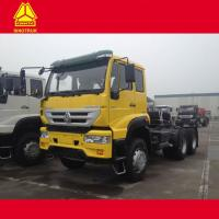Buy cheap SINOTRUK SWZ10 Tractor Truck 6x4 1 from Wholesalers