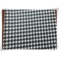 Buy cheap Hound Tooth Wooly - Bully Puppy Tooth Tartan Wool Fabric For Winter from Wholesalers