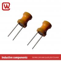 peaking inductor drum core wire wound power choke inductor with RoHS for PCB