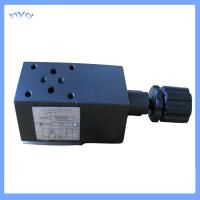 Buy cheap DGBMX-3-3A vickers replacement hydraulic valve from Wholesalers