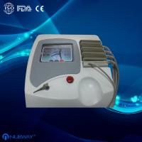 Buy cheap Diode Laser 650nm Non-invasive fast Lipo Laser Body Slimming Machine and device from Wholesalers