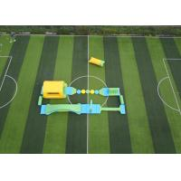Buy cheap Commercial Inflatable Water Park For Adults And Kids Summer Entertainment from wholesalers