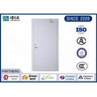 Buy cheap Stable Bearing 1.5hr Insulated Fire Door Without Welding Point And Impact Sound from Wholesalers