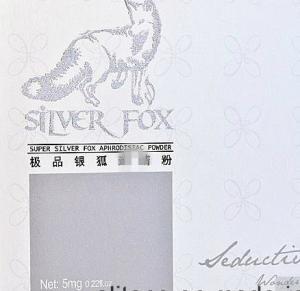 Buy cheap Silver Fox Safe Female Libido Enhancer Sex Powder Sex Enhancer 12 Sachets/Pack Boiled  Nutritional Herbal Sex Powder from wholesalers