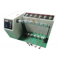 Buy cheap UL 87 Wire Bending Test Machine , Bending angle 10 - 180° Adjustable from wholesalers