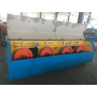Hot Sales New Generation  Brass Wire Drawing Machine 4 Driving Wheel  Low Noise Easy Operation