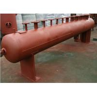 Buy cheap 0.5MPa Shell And Tube Heat Exchange Equipment Carbon Steel Q345R Material from Wholesalers