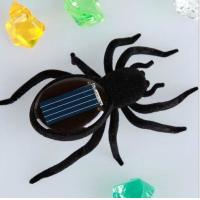 Buy cheap Solar power system spider  toy from Wholesalers