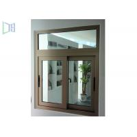 Buy cheap Grey Color Aluminium Sliding Windows For House Australian Standard from wholesalers