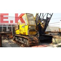 Buy cheap 50ton tracked Japanese P&H lattice boom crawler crane lifting construction equipment(5055) from Wholesalers