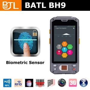 BATL BH9 3g IP65 handheld computer with fingerprint for police