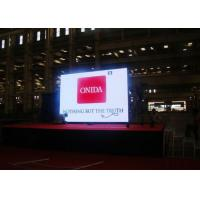 Buy cheap P4.81 Commercial Advertising Outdoor Rental LED Screen SMD2727 / SMD3535 AC110-220V from Wholesalers