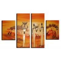 Buy cheap Oil Painting Reproduction On Canvas Art--Abstract Painting Set By BBHYGALLERY from Wholesalers