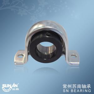 2 Bolt Stamped Steel Pillow Block Bearings SAPP207 , Food Bearing