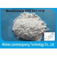 Quality Mestanolone Anabolic Steroids DECA Muscle Gains White Crystalline Powder CAS 521-11-9 wholesale
