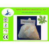 Quality Local Anaesthetic Drug Ropivacaine Hydrochloride (Ropivacaine HCl) 132112-35-7 wholesale