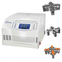 Buy cheap Professional BT5C Low Speed Centrifuge / Benchtop Multi Pipe Centrifuge from Wholesalers