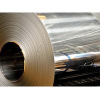 Buy cheap Grade 304 430 Stainless Steel Coil , PED / ISO Standard Cold Rolled Steel Coil from Wholesalers