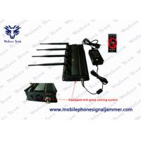 Buy cheap Automotive Mobile Network Jammer 11W High Efficiency 120*62*22mm Volume from Wholesalers