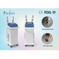 Buy cheap Automatically needle delivering tech micro needle machine fractional rf with very good effect from Wholesalers