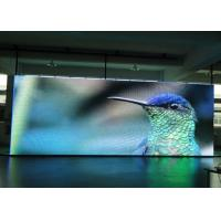 Buy cheap Indoor LED Video Display P1.9,Waterproof Led Digital Display 608*342 Mm Cabinet from Wholesalers