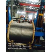 Buy cheap Aluminum Conductor Steel Reinforced Bare Aluminum Cable ACSR Conductor from Wholesalers