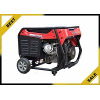 6 Kw Ac Single Phase Gasoline Electric Generator Easily Maintained  For Family Use