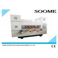 Buy cheap High Power NC Slitter Scorer For Corrugated Box 150-180m/Min Speed from Wholesalers