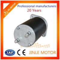 Buy cheap ZDY112 ZDY113 Permanent Magnet Motor , 12v Hydraulic Brush DC Motor from Wholesalers