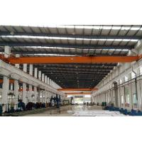 Quality LDP Low Headroom Single Girder Travelling Bridge Crane For Workshop / Warehouse for sale