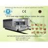 Buy cheap Energy-saving Steel Printing Slotting Die-Cutting Carton Machine With Self-lock Worm Wheel from Wholesalers