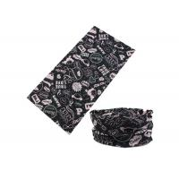 Quality High Elastic Kids Tube Head Scarf ,  Sun Protection Neck Gaiters 100% Microfiber Polyester wholesale