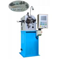 China Used Spring Machinery For Helical Spring , CNC Wire Bending Machine With Double Axis on sale