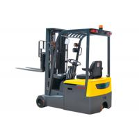 Quality Three Wheel Electric Forklift Warehouse Forklift Trucks With Capacity 1500kg Max for sale