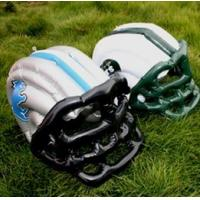 Buy cheap Inflatable football helmet from Wholesalers