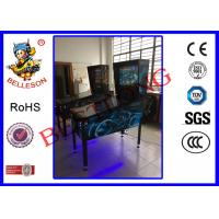 Buy cheap TRON Arcade Pinball Machine 32 Inch Screen ,  Coin Operated Game Machines from wholesalers