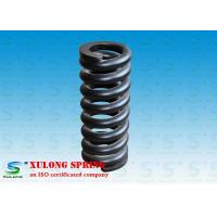 Quality Customized Alloy Steel Hot Wound Springs , Overload Coil Springs Black Painted wholesale