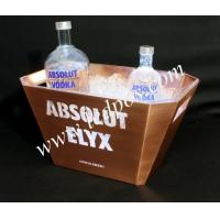 Absolut ELYX Bottle Ice Bucket