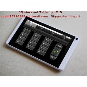 3G,Bluetooth, GPS Mid tablet