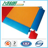 Buy cheap Synthetic Badminton Court Flooring Playground Rubber Mats Anti Skid from Wholesalers