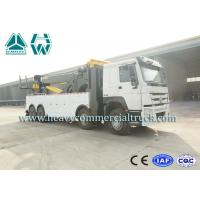 Buy cheap Multifunctional Wrecker Tow Truck 50 Tons with Fuel Type Diesel HOWO from Wholesalers