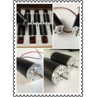 Buy cheap Permanent magnet tubular brushed dc electric motor 50w from Wholesalers
