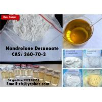 Buy cheap 360-70-3 DECA Durabolin Steroid Injectable Nandrolone Steroids Yellow Liquid from Wholesalers
