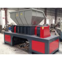 Buy cheap Guangzhou factory price for two shaft shredders / granulator for battery and various scarp waste from wholesalers