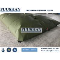 Quality Fuushan Best Quality Flexiwater Storage Tank Food Grade Pillow Tank From China Supplier wholesale